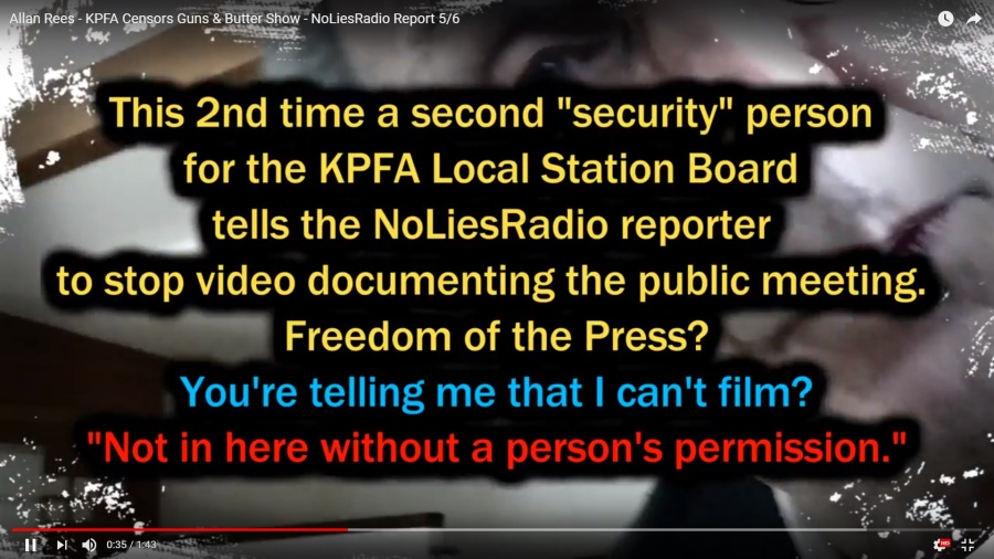 Free-Speech-Police-in-your-face_KPFA-LSB_8-18-18_Allan-Rees_Video_5of6_NoLiesRadio-reporter-VicSadot