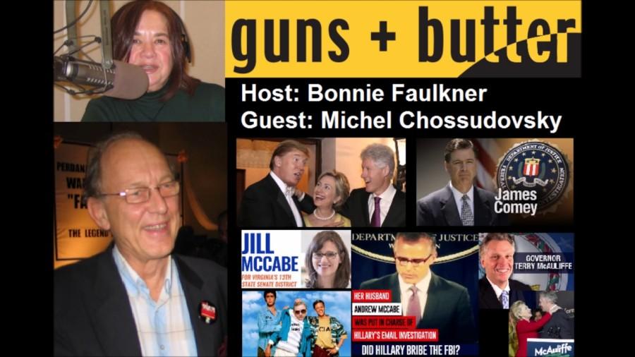 Michel-Chssudovsky_Bonnie-Faulkner_Guns&ButterRadio_11-02-16